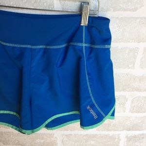 Women's large Reebok athletic shorts